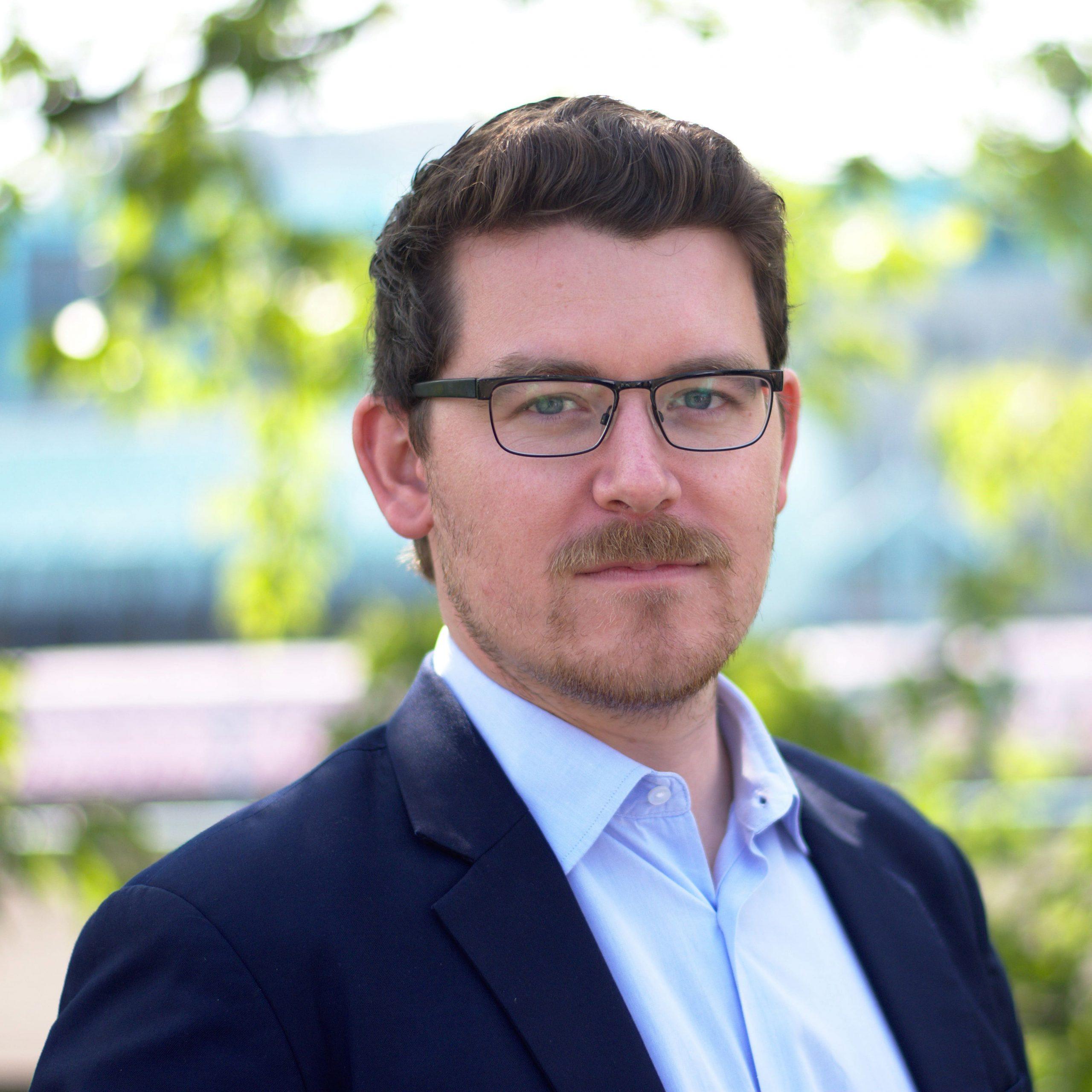 Alex Wyllie, Initiator und einer von insgesamt drei IT-Seal-Geschäftsführern.