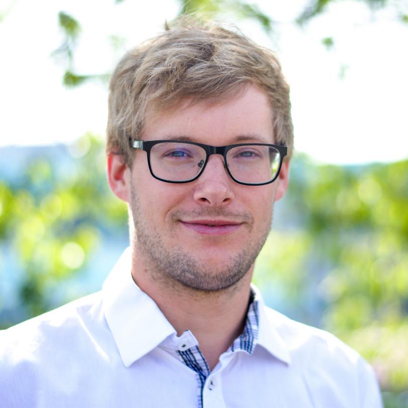 Unser Social-Engineering-Experte und Geschäftsführer David Kelm.