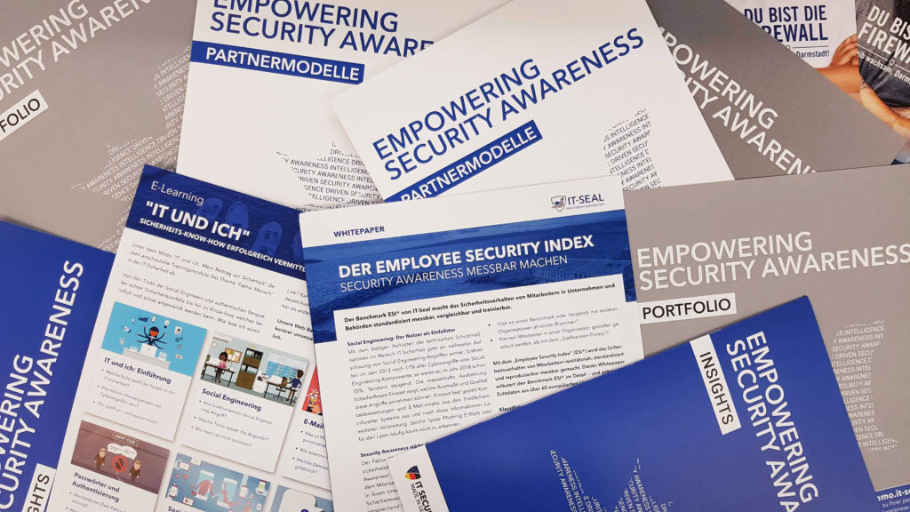 We offer different publications for our security awareness solutions.