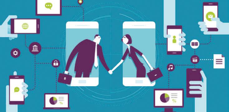 Welche Probleme könnten Soziale Medien in Zusammenhang mit der IT-Sicherheit Ihres Unternehmens hervorrufen?