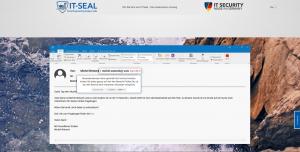 Unsere Phishing-Simulation ist die perfekte Maßnahme, um eine Security-Awareness-Kampagne zu starten