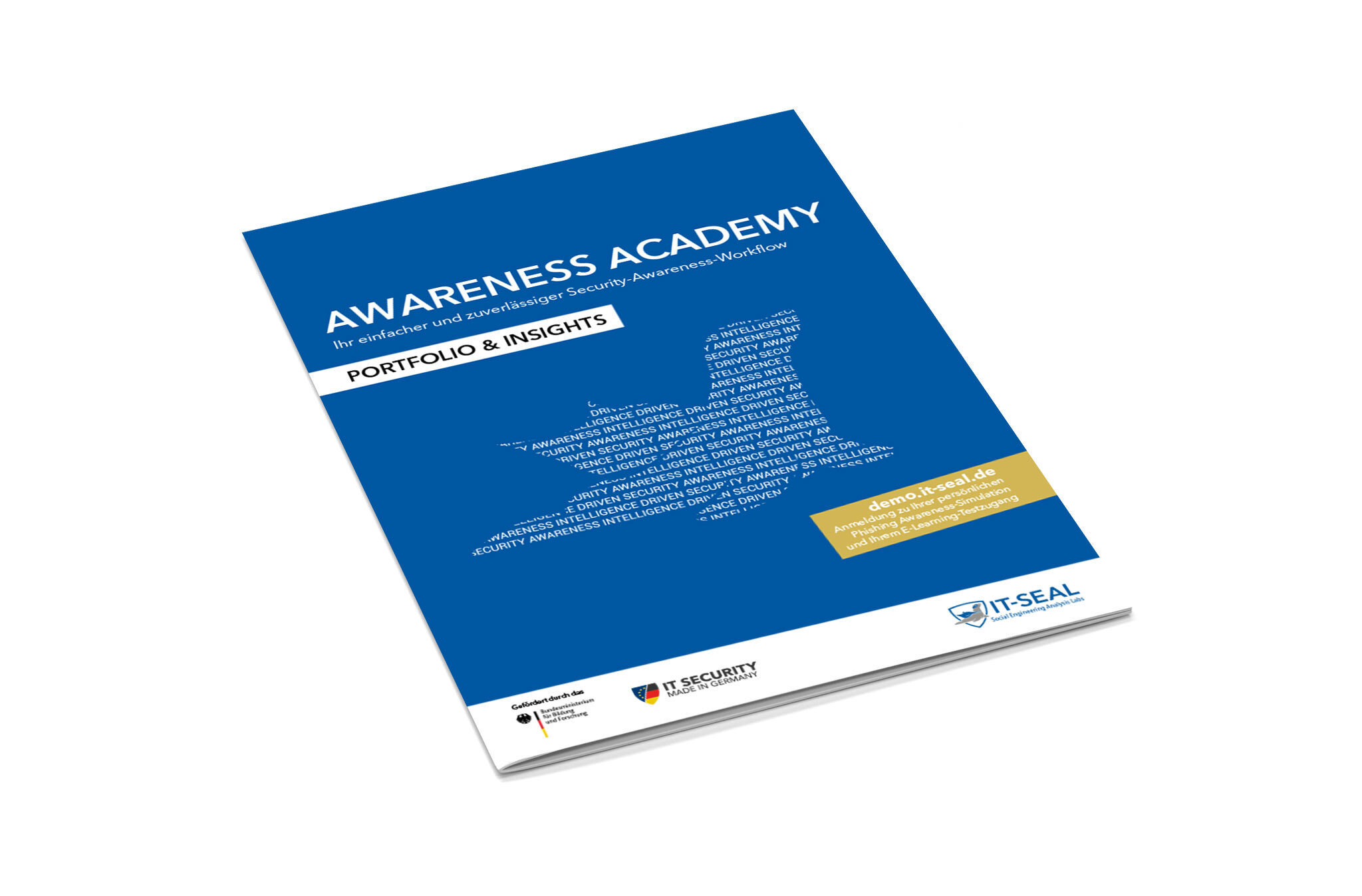 Awareness Academy Broschüre