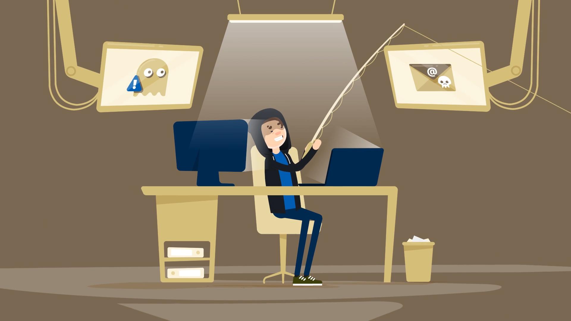 Phishing-Angriffe erkennen: Darauf müssen Ihre Mitarbeiter achten